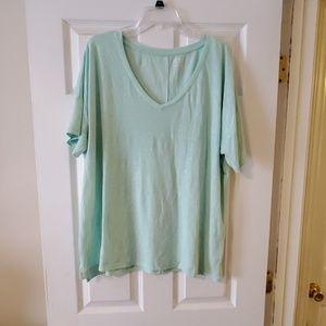 Teary cloth shirt...boyfriend